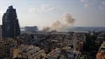 Nổ lớn làm rung chuyển thủ đô Beirut của Liban