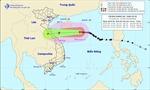 Bão số 8 gây mưa to từ Nghệ An đến Thừa Thiên-Huế, bão số 9 đang mạnh thêm