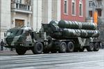 Video đoàn xe chở tên lửa S-400 dồn ứ ở ngoại ô Moskva (Nga) vì gặp tai nạn