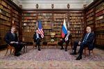 """Tổng thống Biden đánh giá Nga và Mỹ là """"hai cường quốc vĩ đại"""""""