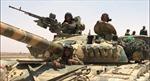 Syria mở chiến dịch quân sự qui mô lớn truy quét thành trì khủng bố Daraa