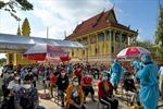 COVID-19 tại ASEAN hết 22/9: Lây nhiễm cộng đồng tại Lào ở mức cao; Thái Lan đẩy mạnh tiêm chủng