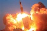 Triều Tiên phóng tên lửa đạn đạo về phía Biển Nhật Bản
