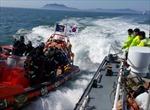 Hàn Quốc theo dõi việc Trung Quốc thả phao trên biển