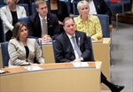 Quốc hội Thụy Điển phế truất Thủ tướng Stefan Löfven