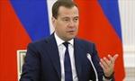 Thủ tướng Liên bang Nga Dmitry Medvedev bắt đầu thăm chính thức Việt Nam