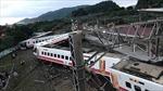 Hơn 100 người thương vong trong vụ tai nạn đường sắt kinh hoàng ở Đài loan