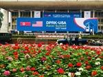 Trung tâm báo chí quốc tế phục vụ Hội nghị Thượng đỉnh Mỹ - Triều Tiên lần 2 đã sẵn sàng