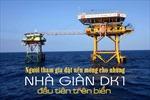 Người tham gia đặt nền móng cho những nhà giàn DK1 đầu tiên trên biển