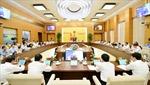 Thủ tướng phân công trình bày, tiếp thu một số dự án luật tại Phiên họp 38 UBTVQH