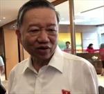 Bộ trưởng Tô Lâm: Chưa bắt được Tổng giám đốc Nhật Cường, nhưng không ảnh hưởng nhiều đến điều tra