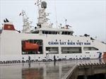 Dấu hiệu nhận biết về cờ hiệu, phù hiệu và phương tiện của Cảnh sát biển Việt Nam