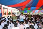 BTL Vùng Cảnh sát biển 1 tuyên truyền pháp luật học đường tại thành phố Hải Phòng