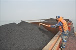 Cảnh sát biển tạm giữ 500 tấn than không rõ nguồn gốc