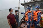 Cảnh sát biển tăng cường phòng chống dịch COVID-19