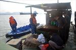 Cảnh sát biển tạm giữ 20.000 lít dầu DO không rõ nguồn gốc