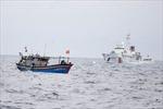 Cuộc thi trực tuyến toàn quốc 'Tìm hiểu Luật Cảnh sát biển Việt Nam'
