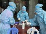 Thần tốc truy vết các ca lây nhiễm COVID-19 trong cộng đồng, chăm lo sức khỏe nhân dân
