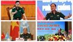 Bốn tướng Quân đội thôi giữ chức Thứ trưởng Bộ Quốc phòng từ ngày 1/6/2021