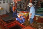 Bắt giữ tàu vận chuyển 50.000 lít dầu DO không rõ nguồn gốc