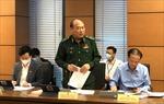 Thủ tướng Chính phủ bổ nhiệm Thiếu tướng Lê Quang Đạo giữ chức Tư lệnh Cảnh sát biển Việt Nam