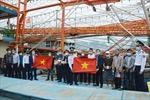 Cảnh sát biển đồng hành với ngư dân tỉnh Quảng Ninh
