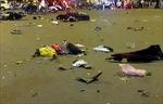Ô tô BMW tông nát 5 xe máy và 1 xe taxi, 1 người chết, nhiều người nhập viện
