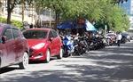 Lấn chiếm vỉa hè, lòng đường khu trung tâm TP Hồ Chí Minh lại 'đâu hoàn đó'
