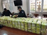 Triệt phá đường dây ma túy đá quy mô lớn, thu giữ 300 kg ma túy