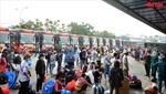 Bộ Tư lệnh TP Hồ Chí Minh hỗ trợ đưa gần 800 người dân về 5 tỉnh miền Tây
