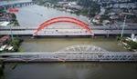 Cầu đường sắt Bình Lợi mới thay thế cầu cũ trên 100 năm tuổi