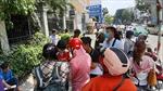 Hàng trăm khách hàng đến cơ quan điều tra tố cáo Công ty địa ốc Alibaba