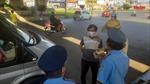 TP Hồ Chí Minh lập 10 chốt cửa ngõ thành phốđể kiểm soát xe ra vào