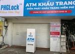 'ATM khẩu trang' miễn phí cho người dân TP Hồ Chí Minh