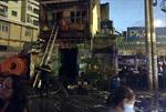 Cháy nhà ở quận 9