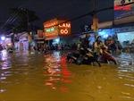 TP Hồ Chí Minh chủ động ứng phó đợt triều cường vượt mức báo động III