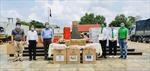 Hỗ trợ lương thực và thiết bị y tế cho kiều bào Campuchia