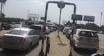 Trạm thu phí Long Phước bị lập biên bản vì không xả trạm khi ùn tắc kéo dài