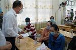Lãnh đạo TP Hồ Chí Minh thăm hỏi, hỗ trợ các nạn nhân trong vụ cháy ở Quận 11