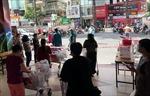 Siêu thị Big C Miền Đông bị phong toả, nhiều khách hàngbị 'kẹt' tại siêu thị