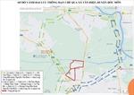 Điều chỉnh lộ trình giao thông qua các chốt phong tỏa trên địa bàn huyện Hóc Môn