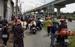 Cơ bản giải quyết tình trạng người dân đi xe máy về quê bị kẹt tại cầu số 10 trên Quốc lộ 1A