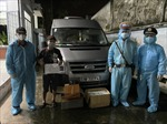 Liên tiếp phát hiện xe 'luồng xanh' chở thuốc lá lậu vào TP Hồ Chí Minh