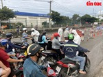 Người dân các tỉnh miền Tây bắt đầu quay trở lại TP Hồ Chí Minh