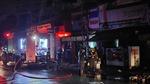 TP Hồ Chí Minh: Cháy cửa hàng điện nước trong đêm, nhiều tài sản bị thiêu rụi