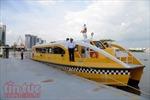 TP Hồ Chí Minh: Tàu buýt đường sông sẽ hoạt động lại từ ngày 16/10