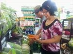 Cư dân chung cư Carina vui mừng đón cáchoạt động mua sắmtrở lại