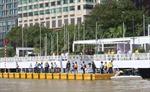 TP Hồ Chí Minh 'biến' bến Bạch Đằng thành điểm du lịch, ẩm thực đêm