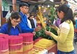 Lạ mắt với nhiều dịch vụ miễn phí tại chùa bà Bình Dương