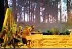 'Hoa lửa Truông Bồn' ca ngợi tình yêu Tổ quốc của quân và dân Nghệ An